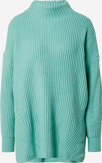 Missguided Pullover 'GROWN ON' in pastellgrün, Produktansicht