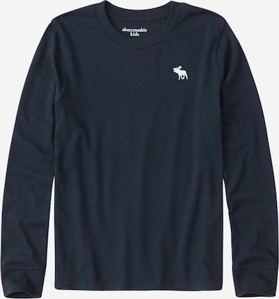Abercrombie & Fitch Langarmshirt in navy, Produktansicht