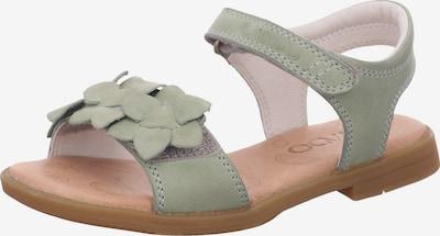 Vado Sandale 'Anna' in pastellgrün, Produktansicht