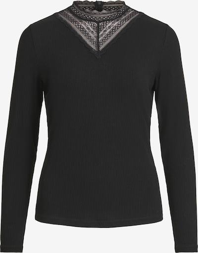 VILA Shirt 'Solitta' in schwarz, Produktansicht