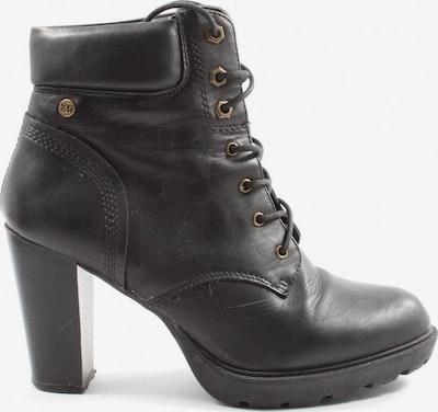 Xti Schnür-Stiefeletten in 40 in schwarz, Produktansicht