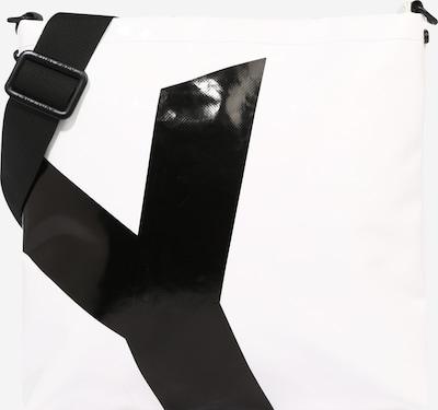 Suri Frey Sac à bandoulière 'Jessey-Plane' en noir / blanc, Vue avec produit