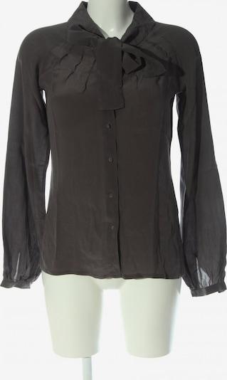 Cyrillus PARIS Langarm-Bluse in XS in braun, Produktansicht