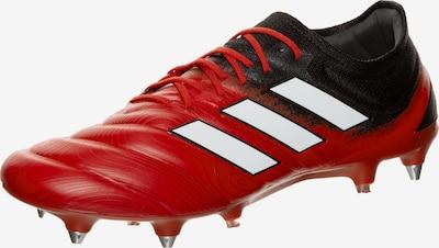 ADIDAS PERFORMANCE Fußballschuh 'COPA 20.1' in rot / schwarz / weiß: Frontalansicht