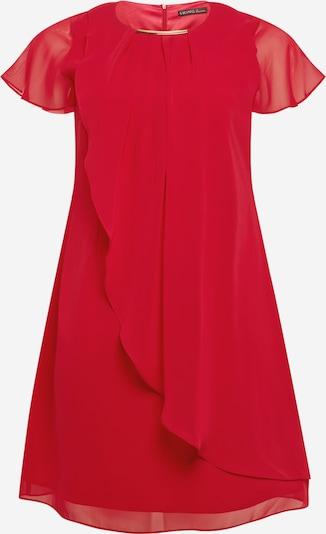 SWING Curve Cocktailkleid in rot, Produktansicht