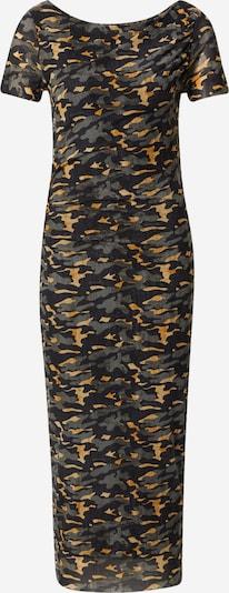 PATRIZIA PEPE Kleid in beige / khaki / dunkelgrün, Produktansicht