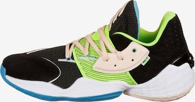 ADIDAS PERFORMANCE Schuh in grün / schwarz, Produktansicht