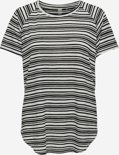 ONLY PLAY Functioneel shirt in de kleur Zwart / Wit, Productweergave