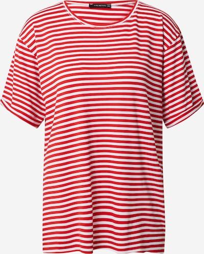 Trendyol T-Shirt in hellrot / weiß, Produktansicht