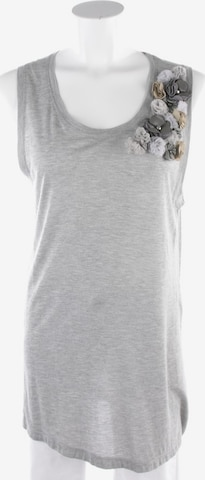 Mulberry Top & Shirt in M in Grey