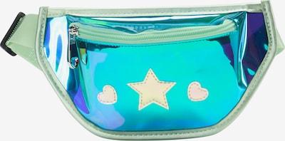 myMo KIDS Tasche in blau / grün / weiß, Produktansicht