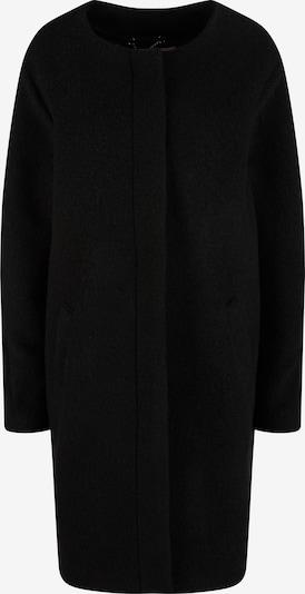 TRIANGLE Between-Seasons Coat in Black, Item view