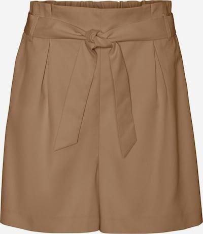 VERO MODA Pantalón plisado 'Odina' en marrón claro, Vista del producto