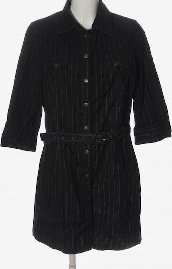 GreenHouse Outfitters Hemdblusenkleid in M in schwarz / weiß, Produktansicht