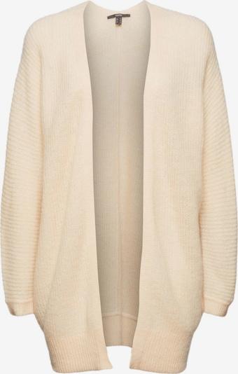 Esprit Collection Strickjacke in beige, Produktansicht