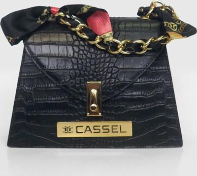"""Clay Cassel Handtasche """"FRESH"""" in schwarz, Produktansicht"""
