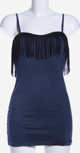 Little Mistress Longtop in S in blau / schwarz, Produktansicht
