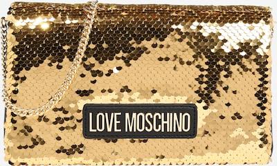 Love Moschino Torba preko ramena 'VIOLA' u zlatna / crna, Pregled proizvoda