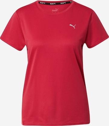 T-shirt fonctionnel PUMA en rose