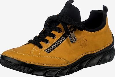 RIEKER Sneakers in Saffron / Black, Item view