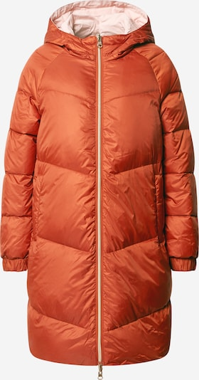 Rudeninis-žieminis paltas iš Rich & Royal , spalva - rožių spalva / oranžinė-raudona, Prekių apžvalga