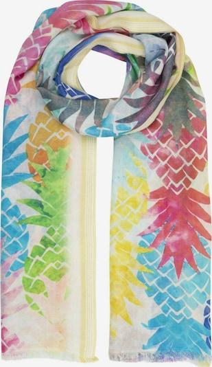 APART Schal mit Ananas in mischfarben, Produktansicht