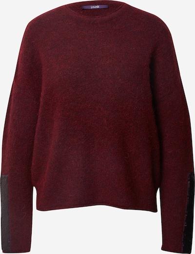 Megztinis iš LAUREL , spalva - vyšninė spalva, Prekių apžvalga