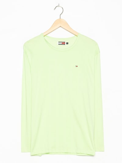 TOMMY HILFIGER T-Shirt in L-XL in hellgrün, Produktansicht