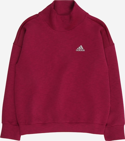 ADIDAS PERFORMANCE Sweatshirt in bordeaux, Produktansicht