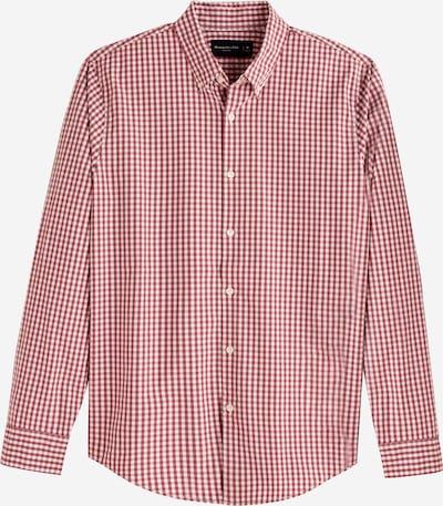 Marškiniai 'GINGHAM' iš Abercrombie & Fitch , spalva - burgundiško vyno spalva, Prekių apžvalga