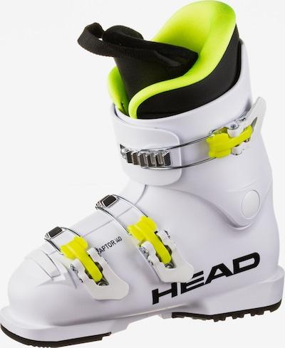 HEAD Skischuhe 'RAPTOR 40' in gelb / schwarz / weiß, Produktansicht