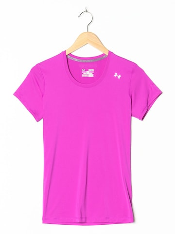 UNDER ARMOUR Sport T-Shirt in M in Lila