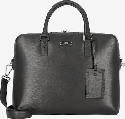 BOSS Casual Aktentas in de kleur Zwart, Productweergave