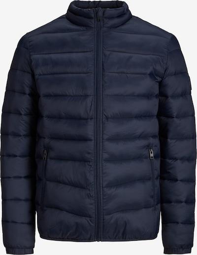 Jack & Jones Junior Veste d'hiver en bleu, Vue avec produit