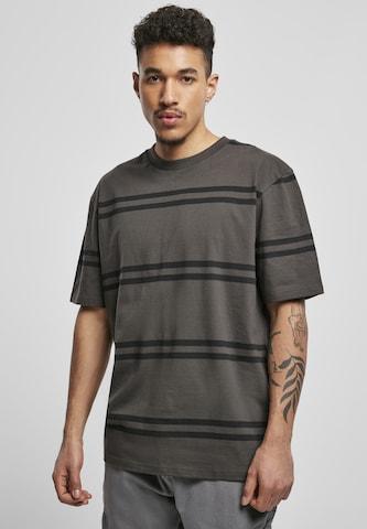 Urban Classics Shirt in Schwarz