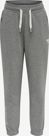 Pantalon de sport Hummel en gris