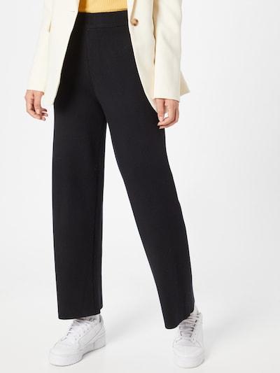 VILA Hose 'Cassie' in schwarz, Modelansicht