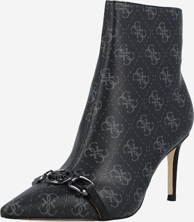GUESS Støvletter 'Adayn' i grå / sort, Produktvisning