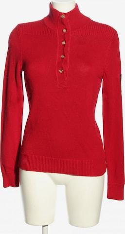 Lauren Jeans Co. Strickpullover in S in Rot