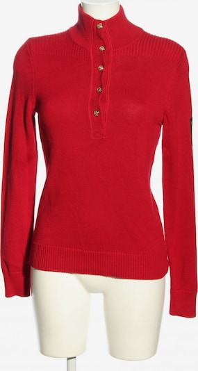 Lauren Jeans Co. Strickpullover in S in rot, Produktansicht
