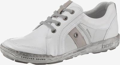 KACPER Schnürschuh in grau, Produktansicht