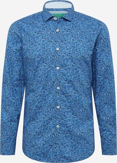 UNITED COLORS OF BENETTON Košulja u plava / kraljevsko plava / svijetloplava, Pregled proizvoda