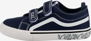 U.S Golf Club Sneaker in Blau