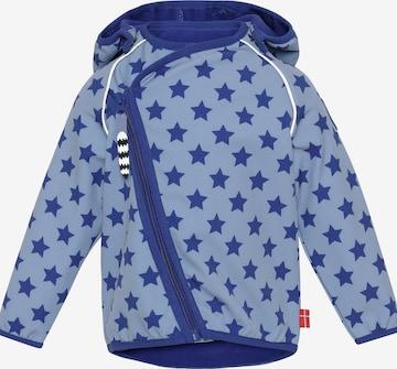 Veste fonctionnelle 'Silas' Racoon Outdoor en bleu