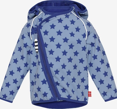 Racoon Outdoor Functionele jas 'Silas' in de kleur Marine / Smoky blue, Productweergave