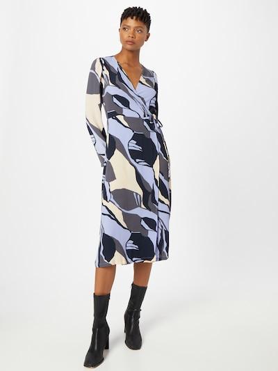 PIECES Dress 'CATALINA' in Nude / Light blue / Light purple, View model