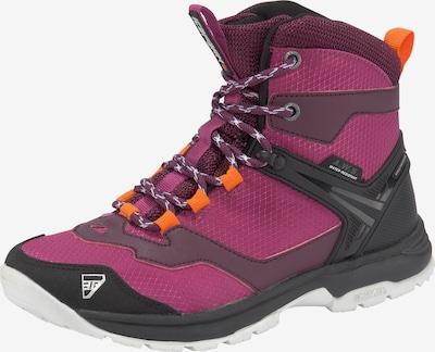 ICEPEAK Boots in orange / pink / schwarz / weiß, Produktansicht