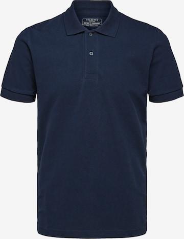 SELECTED HOMME Skjorte 'SLHNEO' i blå