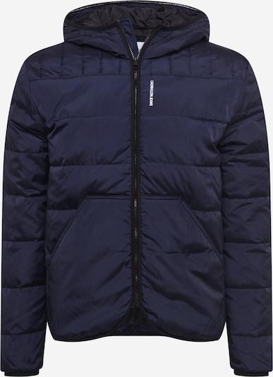 Calvin Klein Jeans Starpsezonu jaka, krāsa - tumši zils, Preces skats