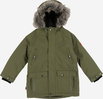 khaki TROLLKIDS Kültéri kabátok 'Nordkapp', Termék nézet